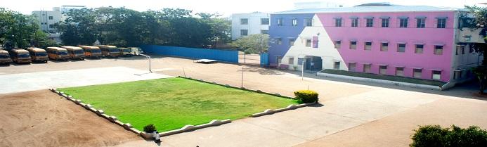 Johnson Grammer School CBSE, Long view